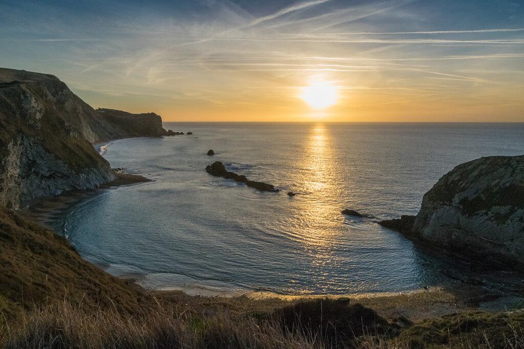Man 'O' War Bay Sunrise